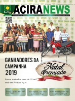 Revista ACIRA NEWS edição JANEIRO/FEVEREIRO