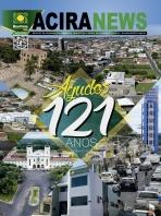 Revista ACIRA NEWS Edição julho/agosto